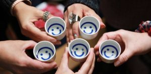 "Let's celebrate the ""Sake Day"" @ JSS Information Center 
