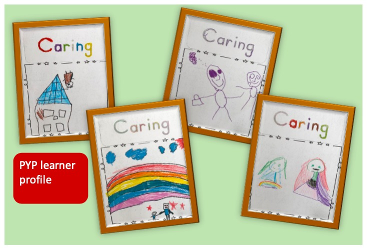 examples of PYP learner profile Caring